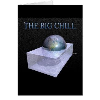 Big Chill Greeting Card