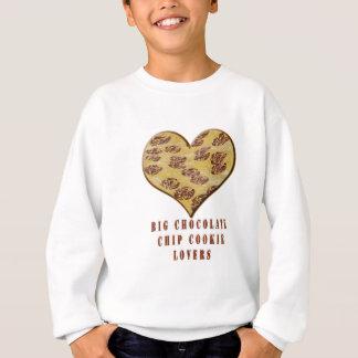 Big Chocolate Chip Cookie Lovers multiple Gifte se Sweatshirt