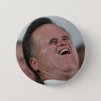 Big Chuckles Mitt Pinback Button
