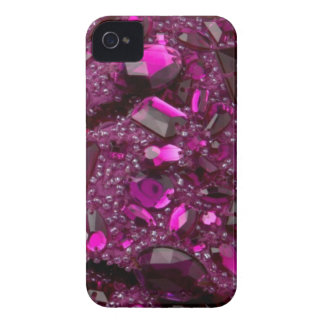 Big Chunky Faux Jeweled IPhone4 case mate iPhone 4 Case