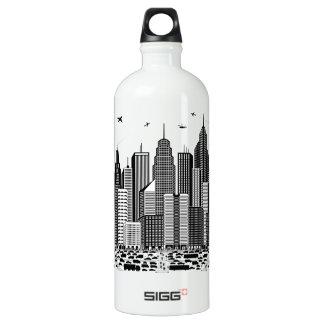 Big City Aluminum Water Bottle