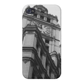 Big City Clock iPhone 4/4S Cover