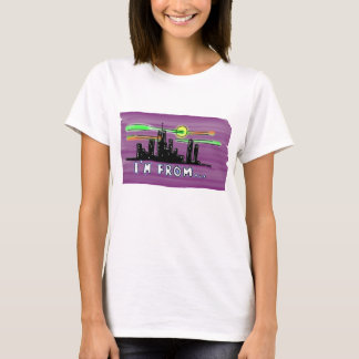 Big City I'm From T-shirt
