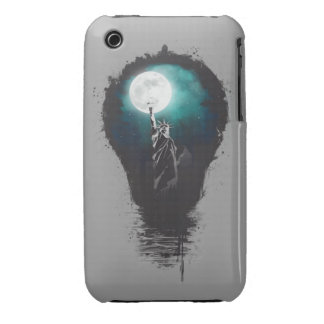 Big city lights iPhone 3 cover