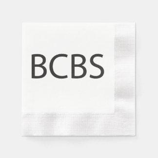big company big school.ai paper napkins