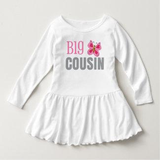 Big Cousin Pink Butterfly Dress