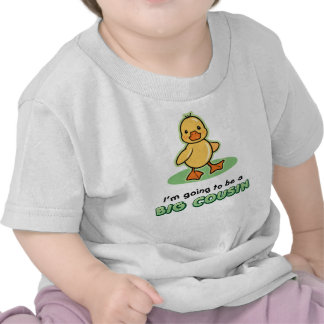 Big Cousin to be - Duck T-shirt