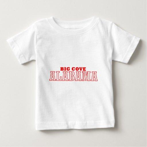 Big Cove, Alabama City Design Shirt
