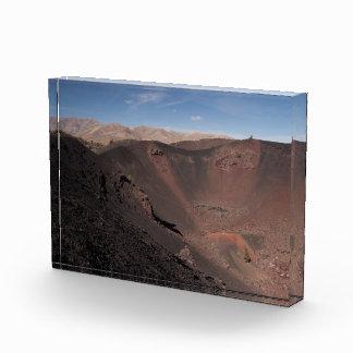 Big Craters Acrylic Award
