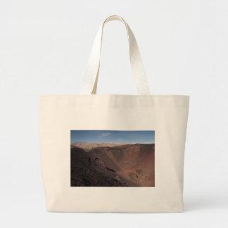 Big Craters Canvas Bag