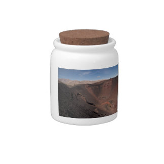Big Craters Candy Dish