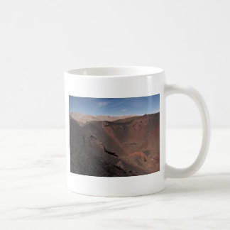 Big Craters Coffee Mugs