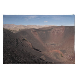 Big Craters Placemat