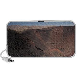 Big Craters Laptop Speaker