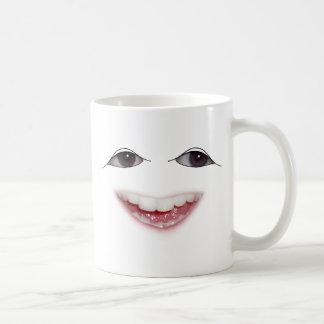 Big Creepy Smile for you! Coffee Mug