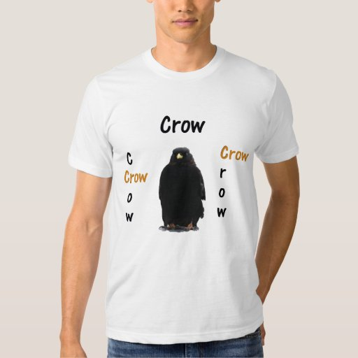 Big crow shirt