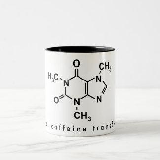 Big CTU Two-Tone Coffee Mug