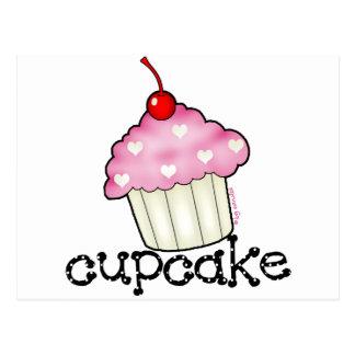 Big Cupcake Postcard