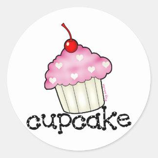 Big Cupcake Stickers