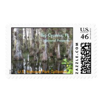 Big Cypress National Preserve Stamps