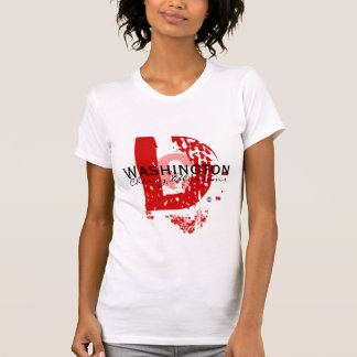 Big D (Red-2x) T-Shirt