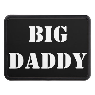Big Daddy Funny Trailer Hitch Cover