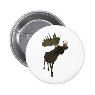Big Daddy Moose Button