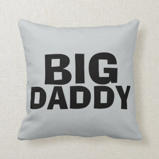 BIG DADDY, Pillow for Dad