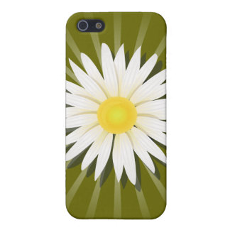 Big Daisy Shine iPhone 5 Cover