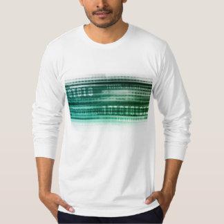 Big Data and Cloud Computing T-Shirt