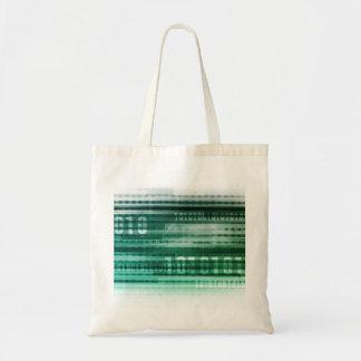 Big Data and Cloud Computing Tote Bag