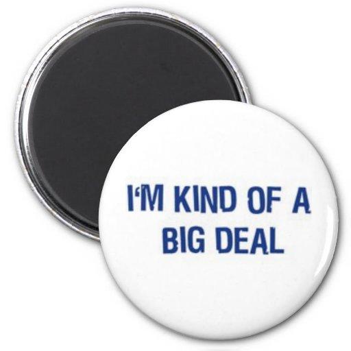 big deal 2 inch round magnet