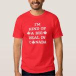Big Deal Canada Day T-Shirt