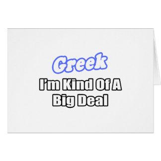 Big Deal Card