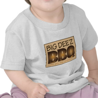 Big Dee'z BBQ Gear Shirt