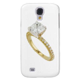 Big Diamond Engagement Ring Hint Hint Galaxy S4 Cover