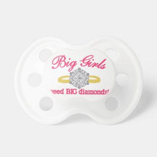 Big Diamonds Pacifier
