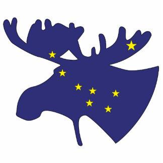 Big Dipper Moose Cutout