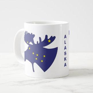 Big Dipper Moose Large Coffee Mug