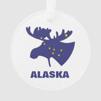 Big DIpper Moose Ornament