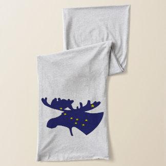 Big Dipper Moose Scarf