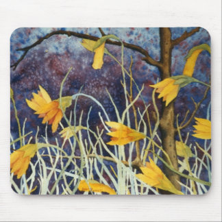 """Big Ditch Lily"" Floral Mousepad"