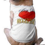 Big Dog, Bigger Heart Pet Clothing