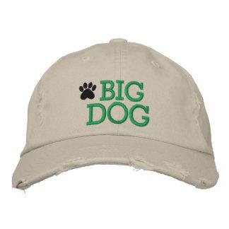 Big Dog Cap by SRF Embroidered Baseball Cap