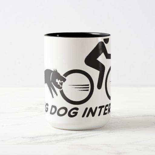 Big Dog Intervals Mug