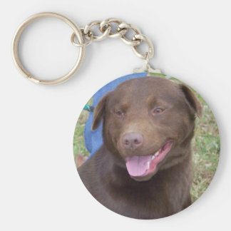 Big Dog Keychain