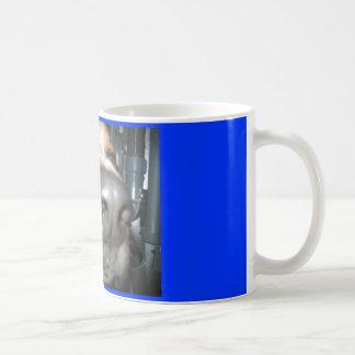 Big Dog Nose Coffee Mug