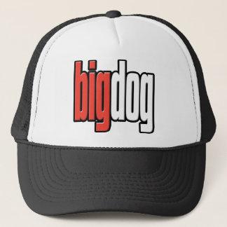 Big Dog. Top Dog. Big Cheese. Boss. #1 Man.hat Trucker Hat