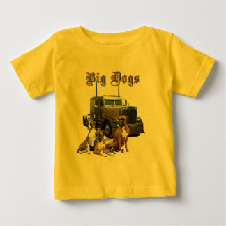 Big Dogs Baby T-Shirt