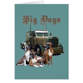 Big Dogs Card
